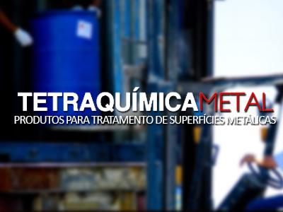 Tetra Química Metal